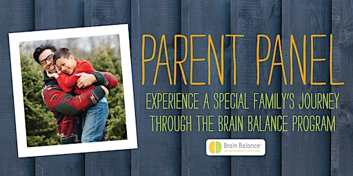 Parent Panel A Family's Journey - Brain Balance Centers of Summit