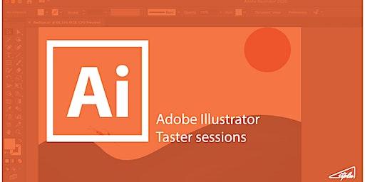 A DOBE Illustrator workshop