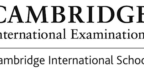 Un sabato al Salvemini: lezioni...CAMBRIDGE biglietti