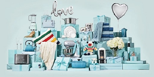 BUILD THE DREAM TOGETHER – Bridal Gift Registry event