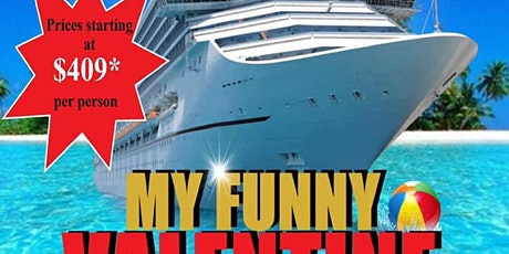 My Funny Valentine Cruise tickets