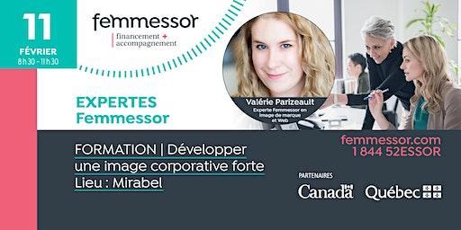 FORMATION | Développer une image corporative forte | Mirabel