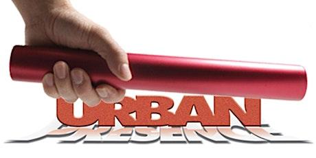 Urban Presence Refurb 2 tickets