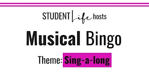 Rock and Roll Bingo: Sing-a-long