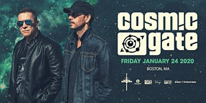 Cosmic Gate at Royale | 1.24.20 | 10:00 PM | 21+