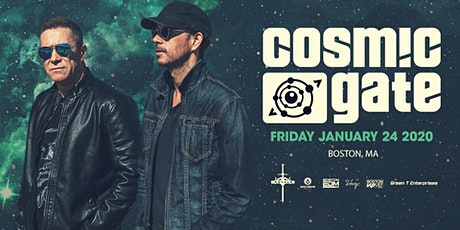 Cosmic Gate at Royale | 1.24.20 | 10:00 PM | 21+ tickets