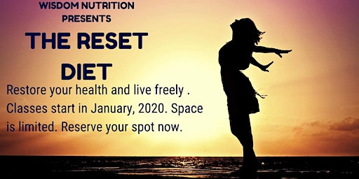 The Reset Diet: 3 Part Series