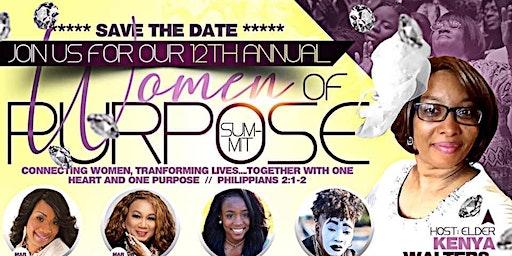 12th Women of Purpose Summit