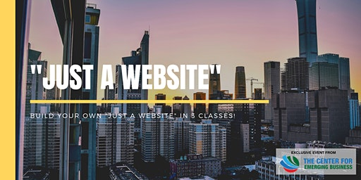 Build Your Website In 3 Classes!