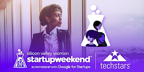Techstars Startup Weekend Silicon Valley Womxn 2020 tickets