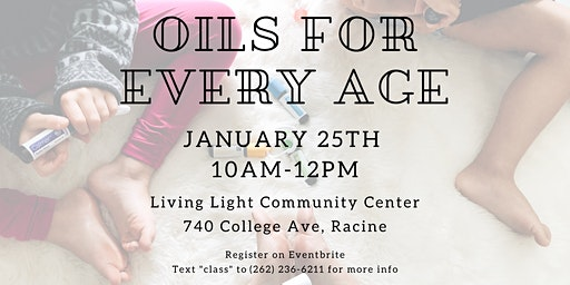 Oils for Every Age