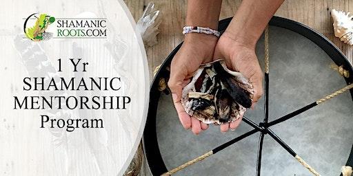 1 Yr SHAMANIC Mentorship ~ Ancestors Circle & Healing Practice w/VICTORIA