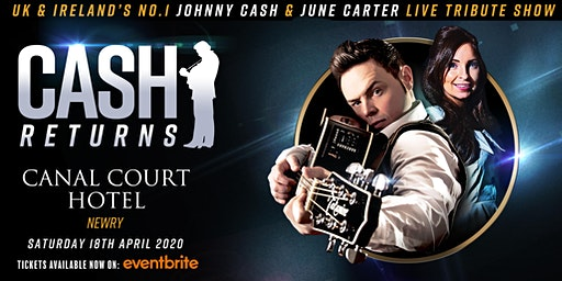 CASH RETURNS | Johnny Cash & June  Carter Live Show | Newry