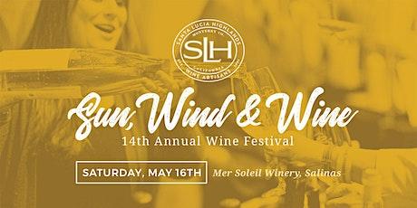 Santa Lucia Highlands Sun, Wind & Wine Festival tickets