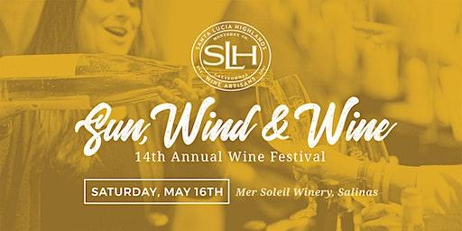 Santa Lucia Highlands Sun, Wind & Wine Festival