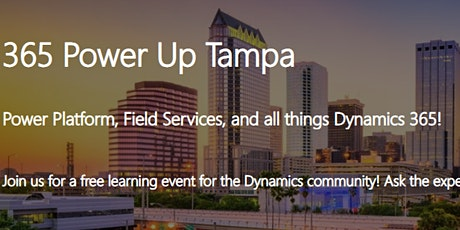 365 Power Up - Tampa tickets