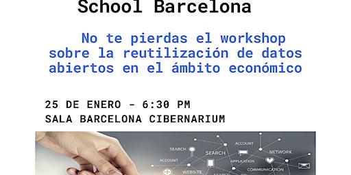 Presentació de la nova temporada de l'Open Data School