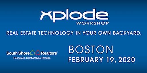 Xplode Workshop South Shore Realtors Boston powered by Xplode Conference