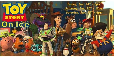 A Toy Story 2 ON ICE tickets