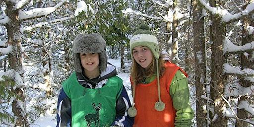 March Break Adventure Camp 2020 at Laurel Creek Nature Centre