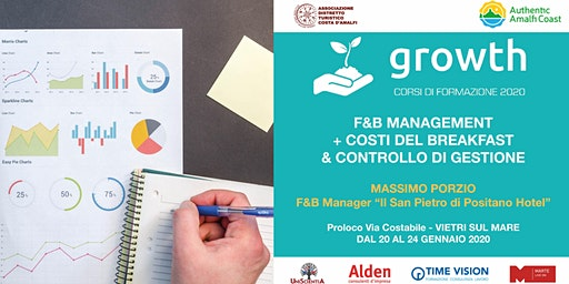 Food & Beverage Management + Costi del breakfast & Controllo di gestione