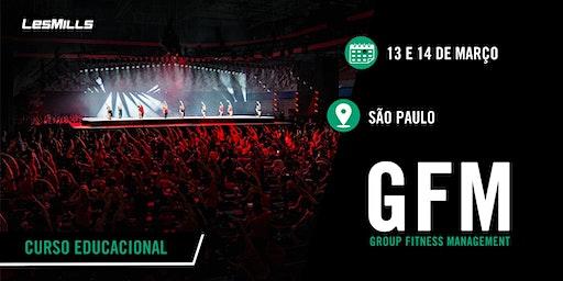 GFM (Group Fitness Magenament) - SÃO PAULO