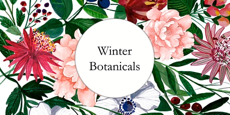 Winter Botanicals: Watercolour Workshop tickets