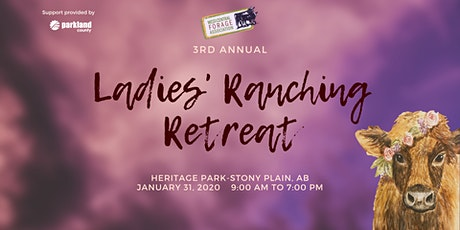 Third Annual Ladies' Ranching Retreat tickets
