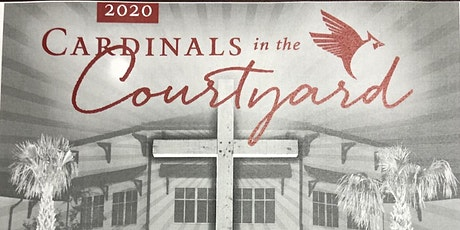Cardinals in the Courtyard tickets
