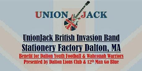 Dalton Youth Football Fundraiser: Union Jack with Matt Cimini tickets