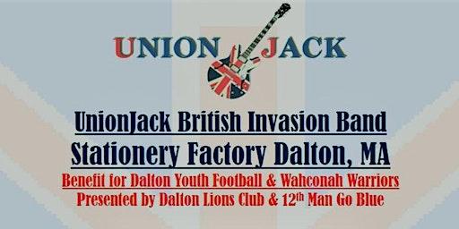 Dalton Youth Football Fundraiser: Union Jack with Matt Cimini