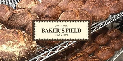 Make Your Own Sourdough Culture with Baker's Field Flour & Bread