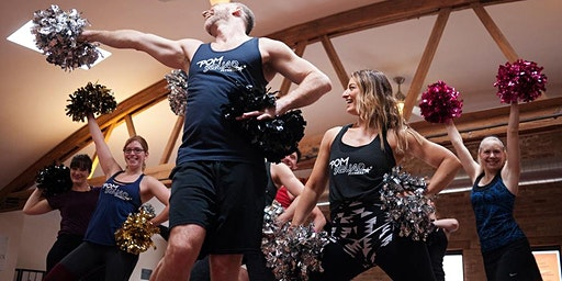 PomSquad Fitness™  2020 Workshops at Through The Body