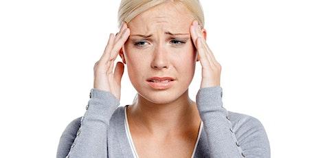 Beat Anxiety & Stress: Mind-Body-Spirit-Emotion Solutions - Maine tickets