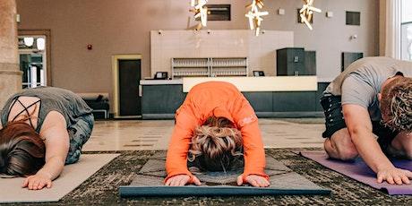 CityFlatsHotel Winter Yoga Series billets