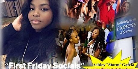 First Fridays Socials tickets