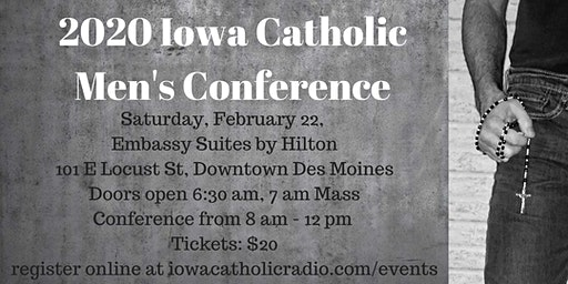 Iowa Catholic Men's Conference: Sons of the Father