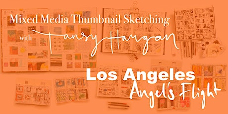 Mixed Media Thumbnail Sketching workshop tickets