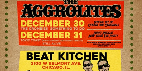 The Aggrolites tickets