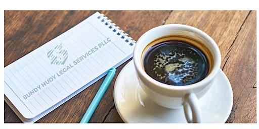 Coffee & Conversation on Bankruptcy Basics