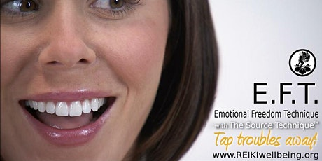EFT Certificati­on (Emotional Freedom Technique) Level I w/VICTORIA tickets