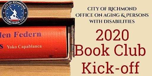 2020 Book Club Kick-off