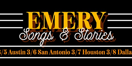 Emery: Songs and Stories @ Houston