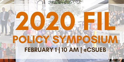2020 Filipino Policy Symposium