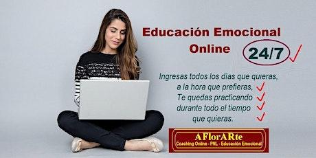 PNL  Coaching  Flores de Bach -Educación Emocional PROMO- 3 MESES/ARGENTINA entradas