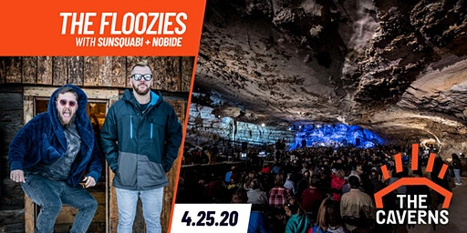 The Floozies with Sunsquabi & Nobide in The Caverns