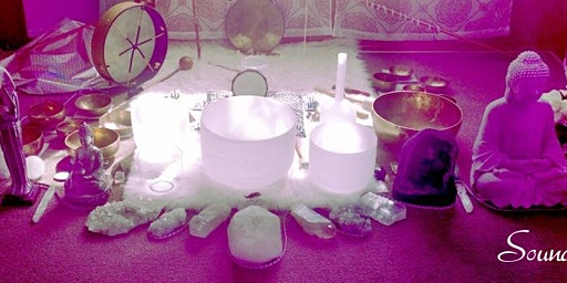 SONIC LIGHT Kundalini Yoga Bath w/VICTORIA