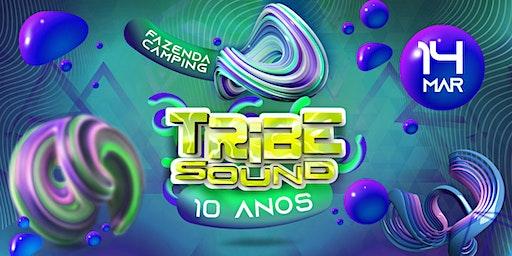 TRIBE SOUND  10 ANOS