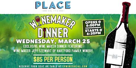 Wine Maker Dinner tickets