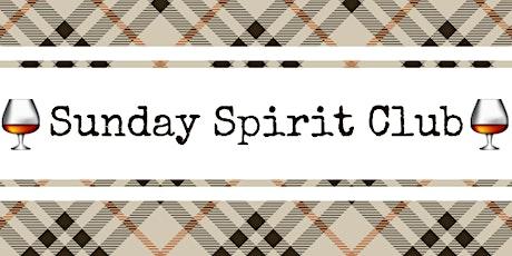 Sunday Spirit Club - Teelings Irish Whiskey tickets